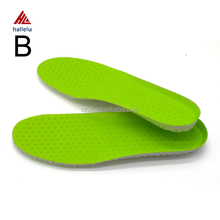Size 35-46 Air Mesh D01 Surface Breathable Soft EVA Foam Honey Comb Summer Cool Shoe Insoles