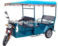 BEST PRICE INDIA TAXI ELECTRIC RICKSHAW, ELECTRIC TRICYCLE, AUTORICKSHAW, THREE WHEELER, TUKTUK, TRISHAW