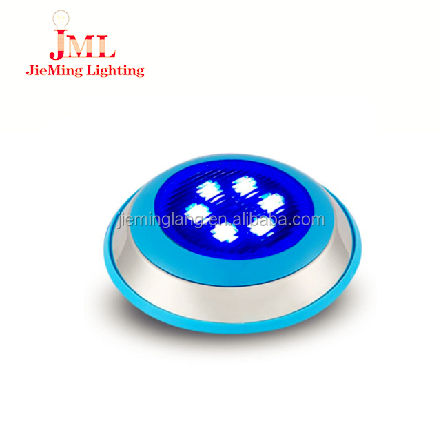 304 Stainless Steel LED fountain pool light 6W