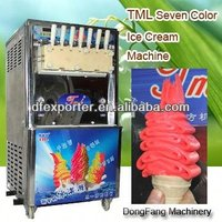 Continuous Icecream Freezer Machine