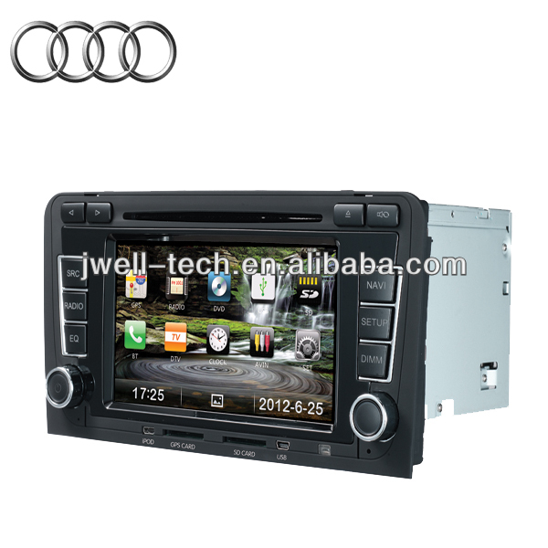 car dvd gps navigation system 3g for audi a3