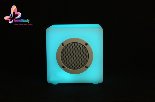 durable wireless mini cube bluetooth speaker