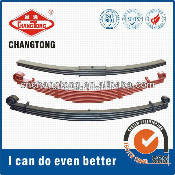 Auto Spare Part Getz Spare Parts Suspension Lifted Leaf Spring