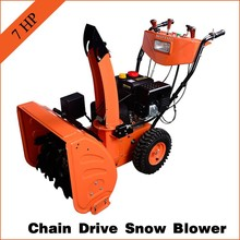 Top wholesale loncin motor snow removal equipment