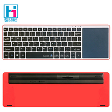 Laptop Bluetooth Wireless Keyboard With Trackpad Computer Wireless Keyboard With Large Touchpad