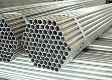 china manufacturer ERW welded steel pipe