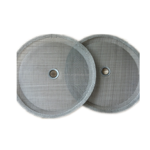 Spare filter mesh for french press coffee maker/French press coffee filter mesh