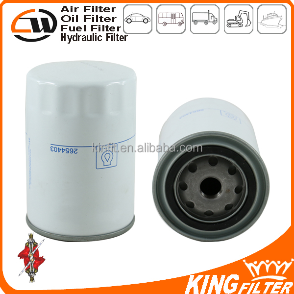 Auto Zone Parts Oil Filter Cross Reference For VOLVO Z102C