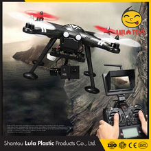 China toy factory 2.4G 1080 P HD camera rc large scale drone gps professional vs eachine racer 250 fpv drone frame carbon fiber