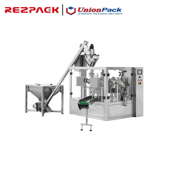 Automatic Powder Packaging Machine for pouch