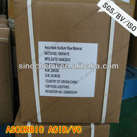 food additive/China supplier/ascorbic acid injectable/ vitamin C CEP