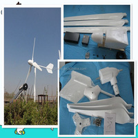 230v wind power generation turbine generator 5KW electric generating windmills for sale