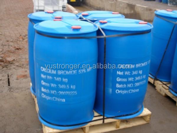 Calcium Bromide Best Price In Liquid 52  Oil Drilling Grade For Sale
