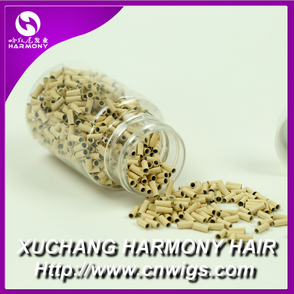 WHOLESALE QUALITY hair extension copper micro rings/hair extension micro rings/hair extension micro beads