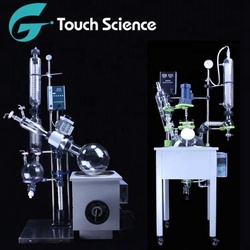 Touchscience Industrial Steam Vacuum Distillation Equipment for Essential Oil