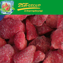 hot sale IQF delicious seedless strawberries in good quality in carton
