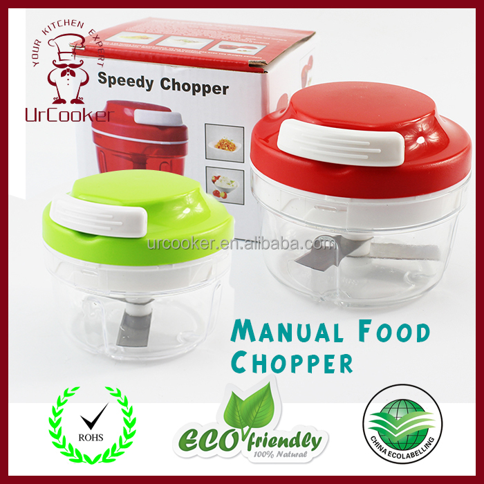Hot Sale Kitchen manual food Blender food processor vegetable chopper