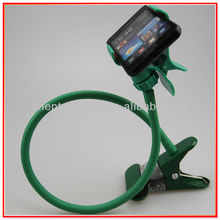 Universal flexible gooseneck mobile phone holder,watch movies / videos