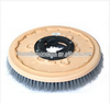 Diamond nylon abrasive brush
