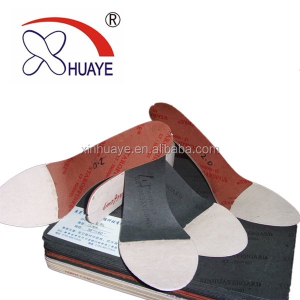 A8-Vulcanized Inner and water-proof insole board for shoes insole