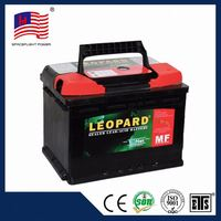 new design DIN44 SMF 12v 45ah car battery