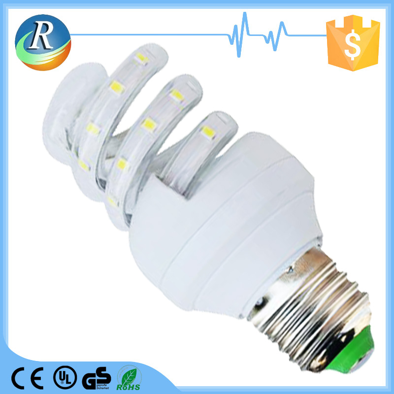 Spiral energy saver bulb/energy saver light/energy saver lamp