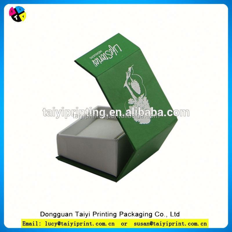 Customized printed jewelry boxes for rings only