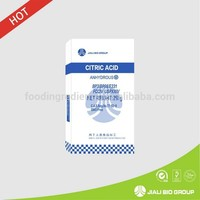 Refined Citric Acid Anhydrous Food Grade
