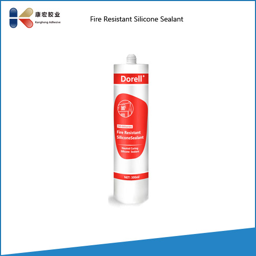 Fire Resistant Building Silicone Sealant for Public Area