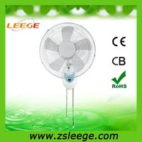 wall fan with high power consumption for long working