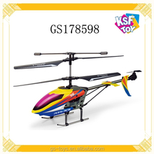 2.4G Remote Control Aircraft 3 Functions RC Helicopter Drone With Gyro