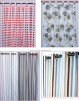 indian supplier for window and door curtains