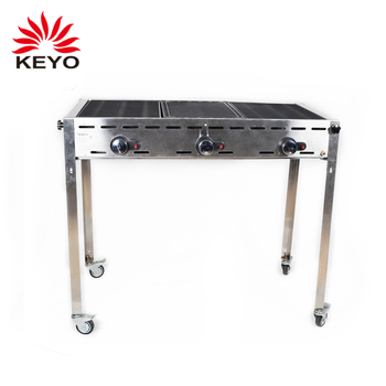 folding barbecue gas 80cm bbq grill smokeless barbecue shanghai bbq gas yakitori grill