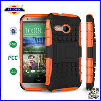 Hyperion Explorer 2-pc Hybrid Protective Case / Cover for HTC One M8 mini --Laudtec