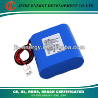 18650 lithium 2200mah 12v rechargeable battery pack