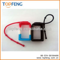 car using silicone perfume case