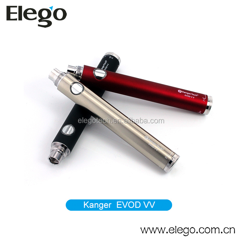 High Quality Kangertech EVOD-VV power supply EVOD VV battery wholesale