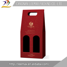 High Quality Cheap Custom Mini Wine Boxes Wholesale