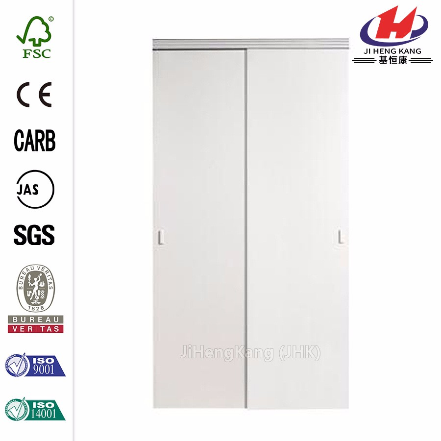 JHK-G01 Hight Quality Grills Decorative Pantry Sliding Door