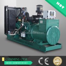 Price of 200kva diesel generator,generator prices,160kw generator Chinese manufacturer