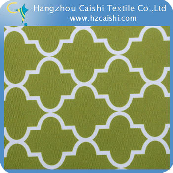 600D*300D PVC COATED POLYESTER PRINTED FABRIC FOR BAGS