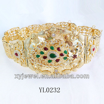 online wholesale shop fashion belts for lady 2013 decorative gold chain belt