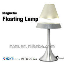 Magnetic floating led table lamp for birthday gift