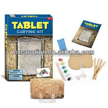DIY Carving & Paint Kit