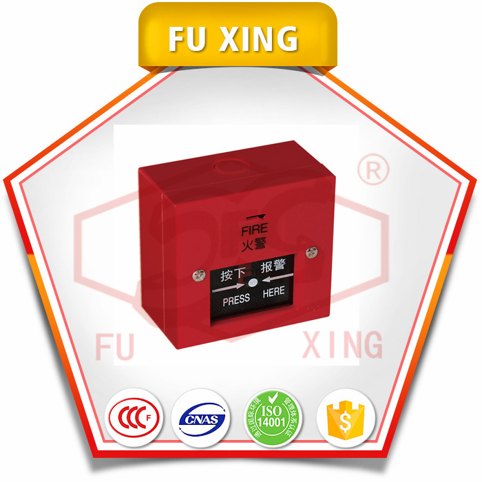 aliexpress Manual Call Point Pull Station Fire Alarm Push Button