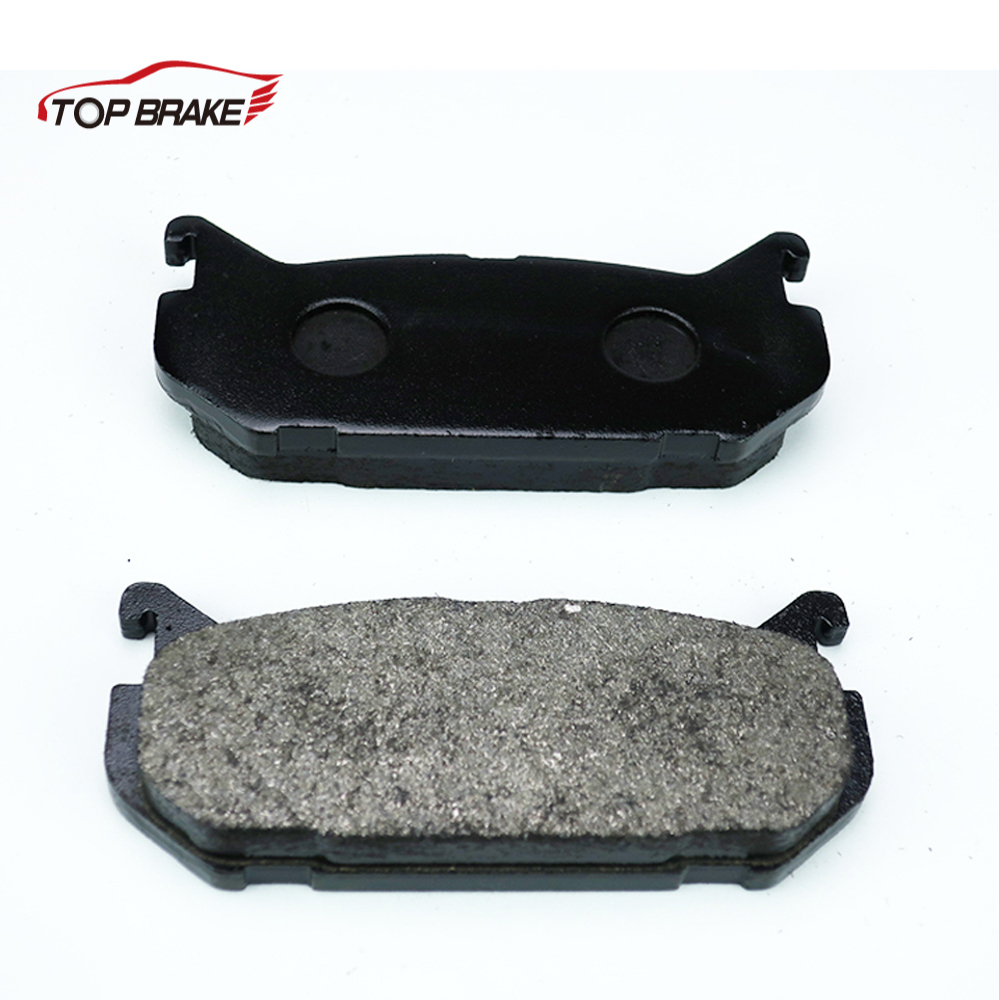 ISO 9001 Certified Original Equipment D3083 Brake Pads For Ford Telstar