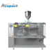 soft bag filling and sealing packing machine for drinking water sachet