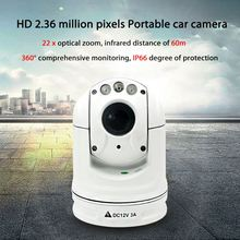 540TVL Small Surveillance Ir Dome Camera