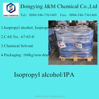 99.5% min bulk Isopropanol /isopropyl alcohol/67-63-0/IPA chemical