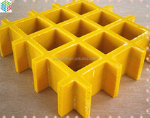 Anti-impact Fiberglass Molded Grating